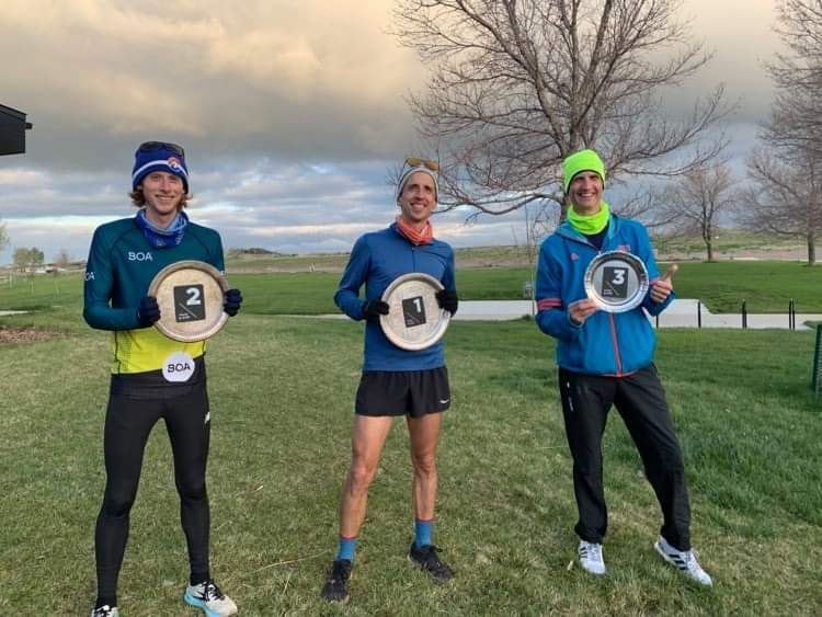 Results from the 2021 Dash and Dine 5k run series