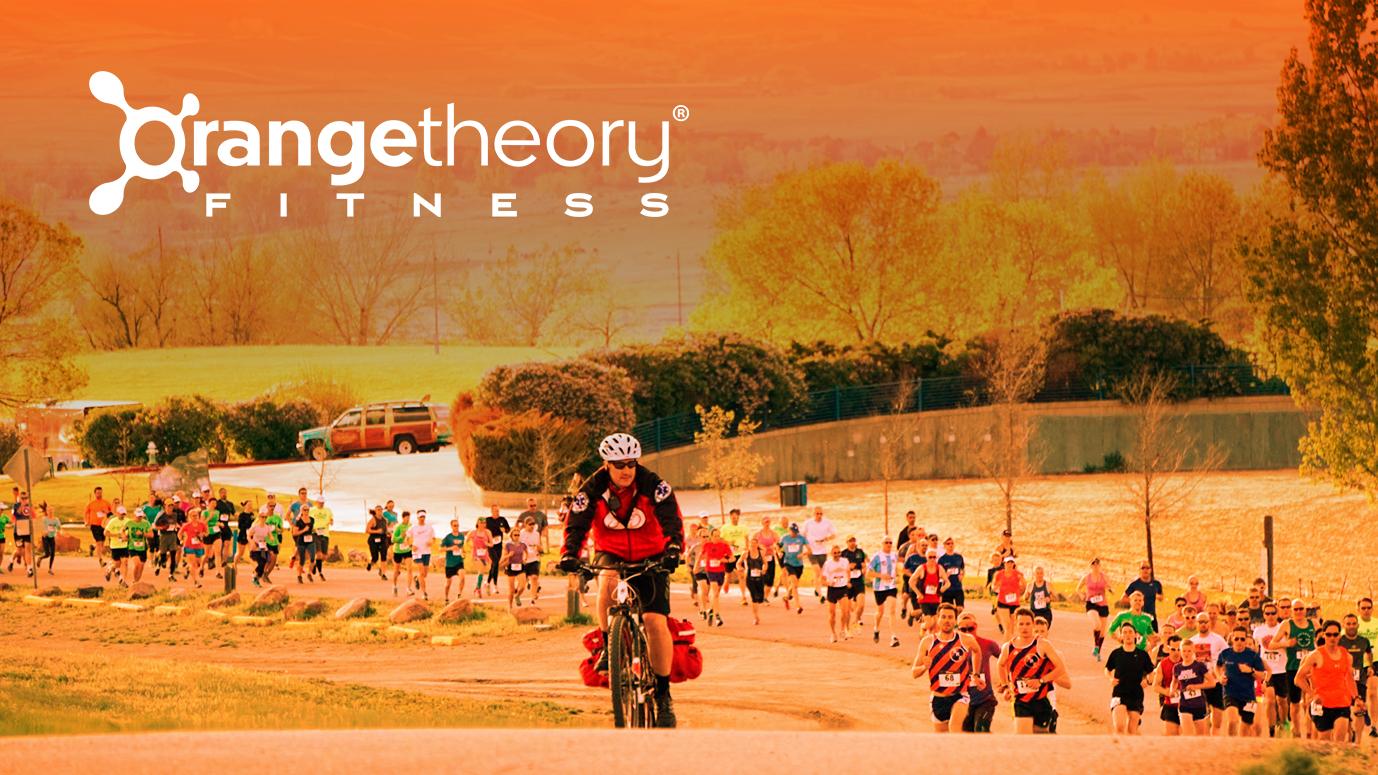 Orangetheory joins the Dash & Dine 5k